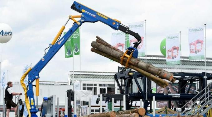 Ligna trade fair announces busy agenda for primary wood industry