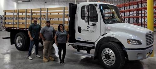Cameron Ashley Building Products announces opening of Las Vegas, Nevada distribution center