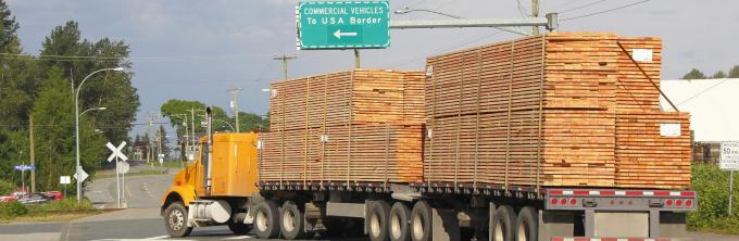 Canada To Fight Us Punitive Duty On Softwood Lumber
