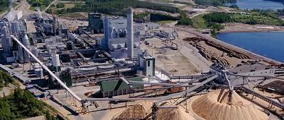 Metsä Group's bioproduct mill in Äänekoskiat, Finland, reached its full production capacity