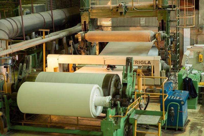 В 1 полугодии 2020 г. выручка ПАО «Троицкая бумажная фабрика» выросла на 4,5%