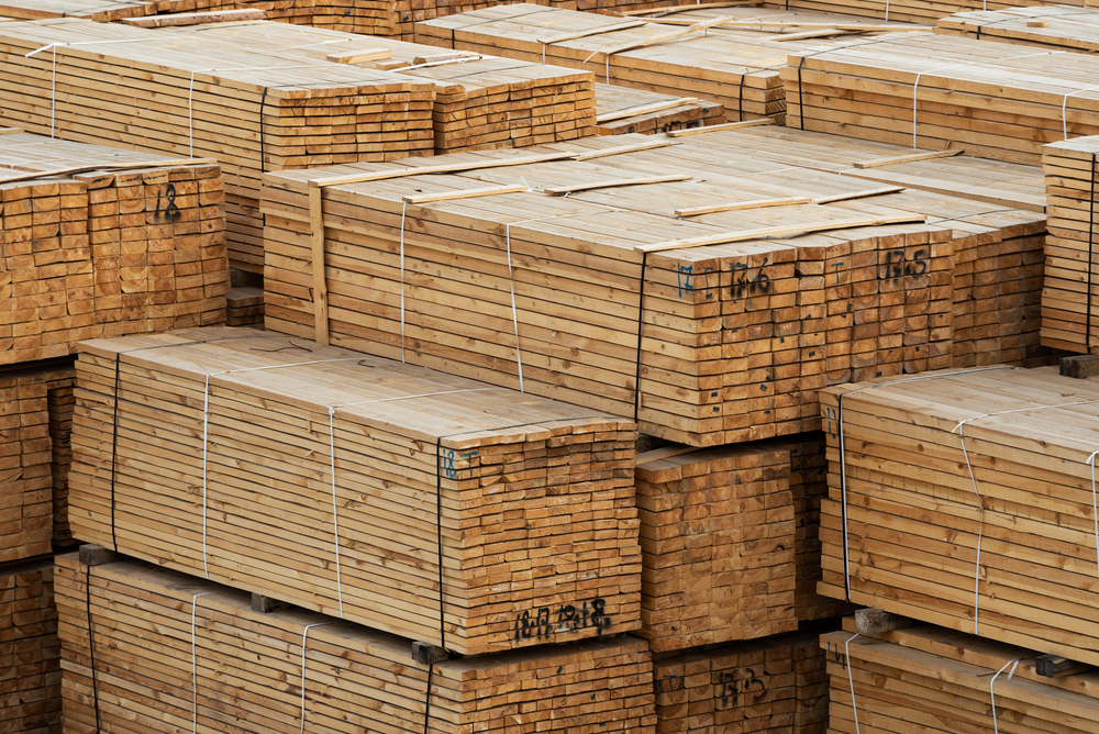 North American lumber prices remain flat