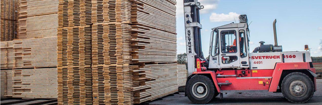 Во 2 кв. 2020 г. продажи Bergs Timber снизились на 12%