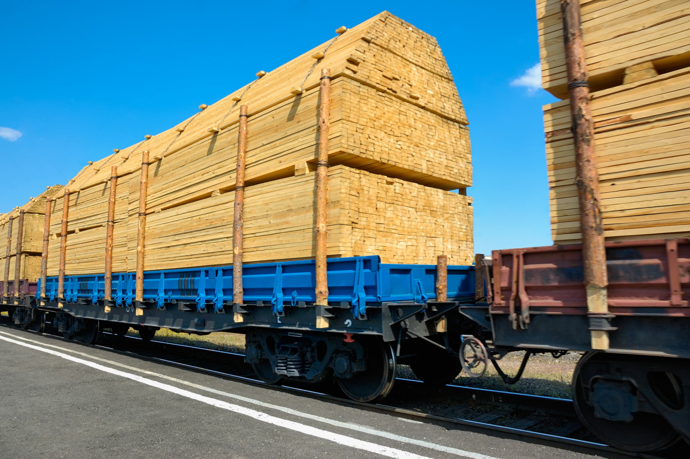"""China""""s softwood lumber imports increased by 42% in 2Q"""
