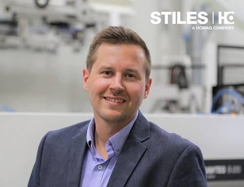 Stiles Machinery names Mike Dozeman Key Account Manager for Closets