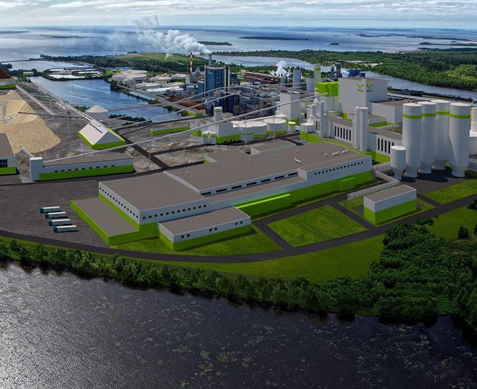 Metsä Fibre and Aquaflow sign preliminary agreement on Kemi bioproduct mill's wastewater treatment plant