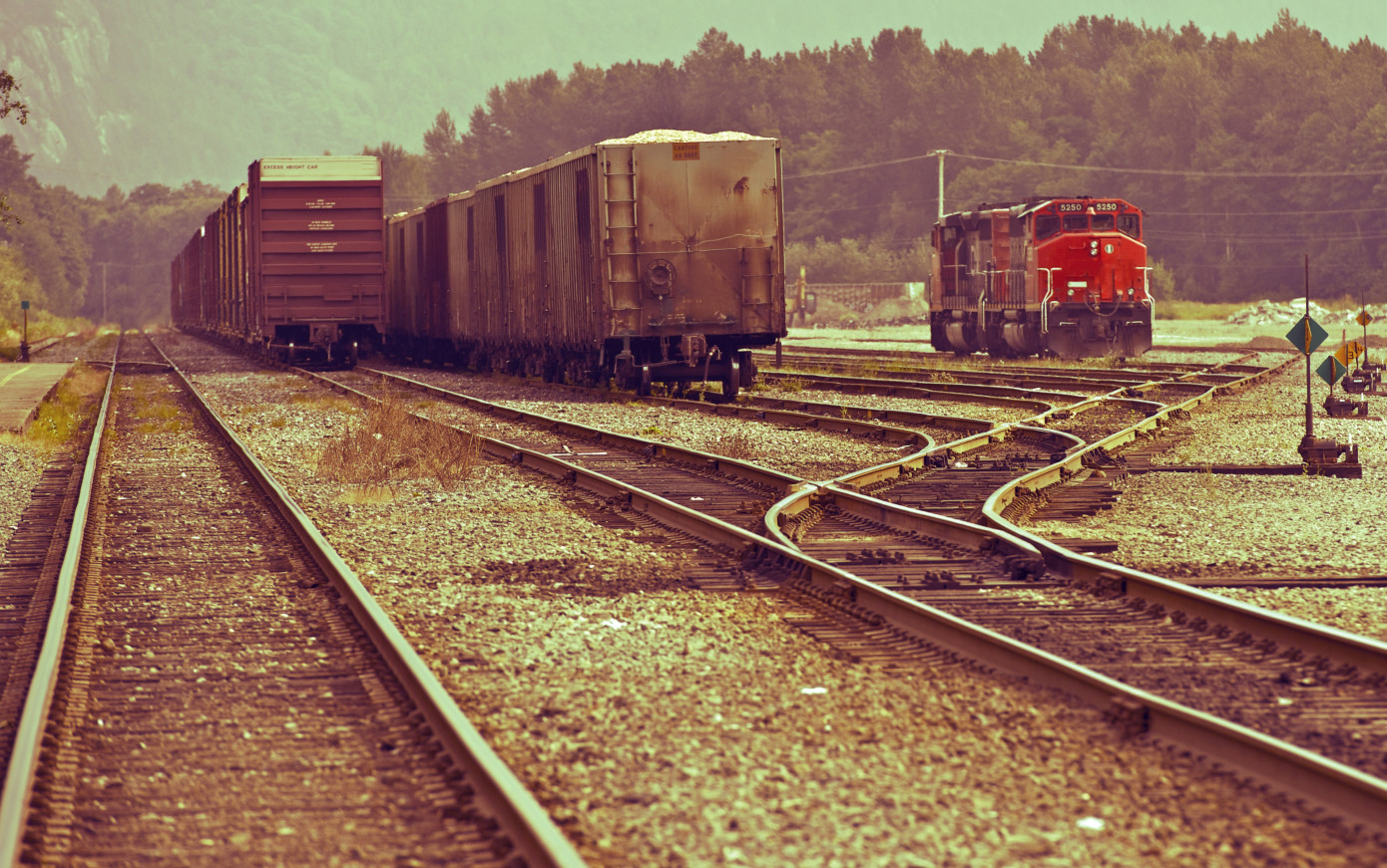 Canada's forest products sector issues media statement on rail network closures
