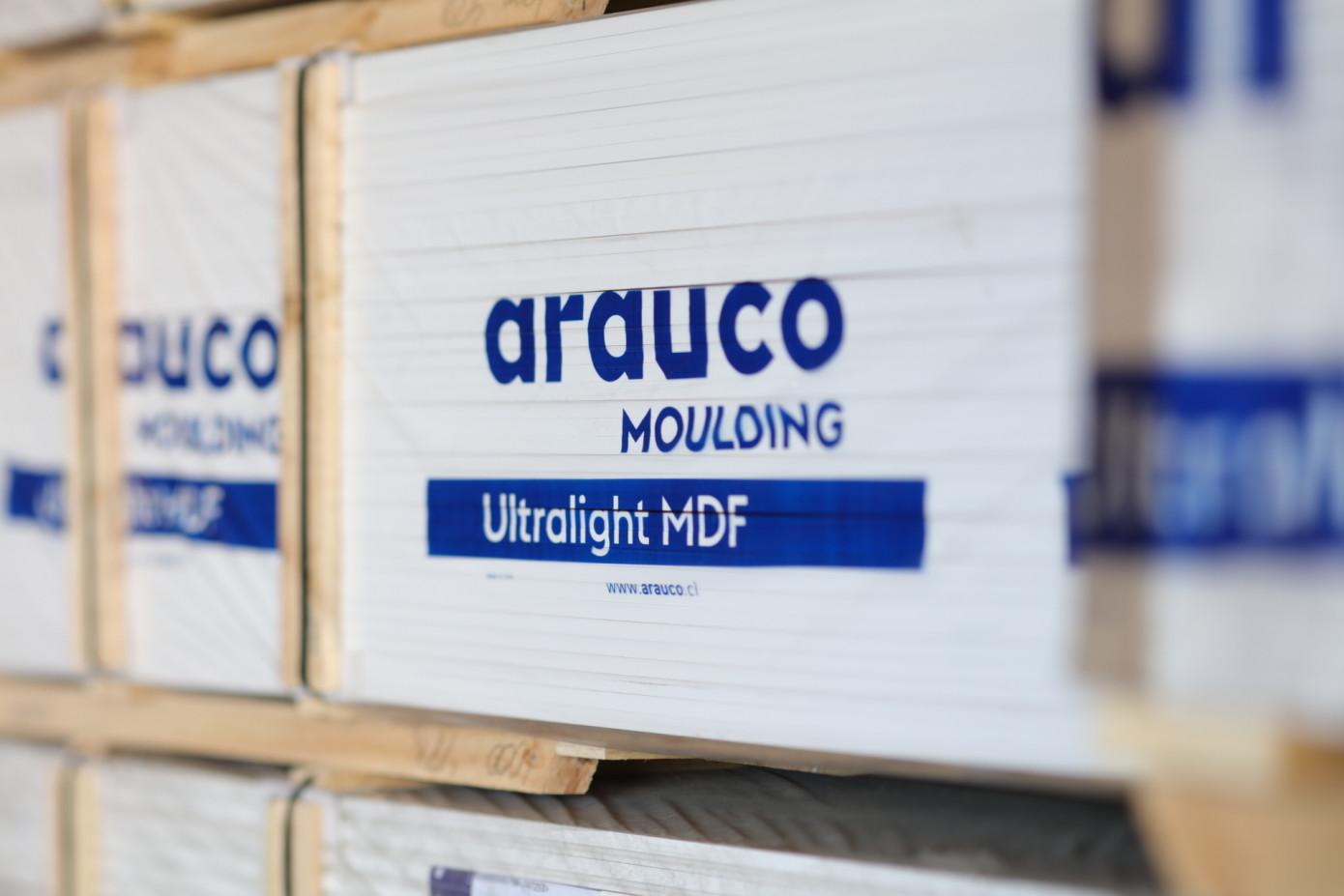 В 3 кв. 2020 г. выручка Arauco снизилась на 13,3%