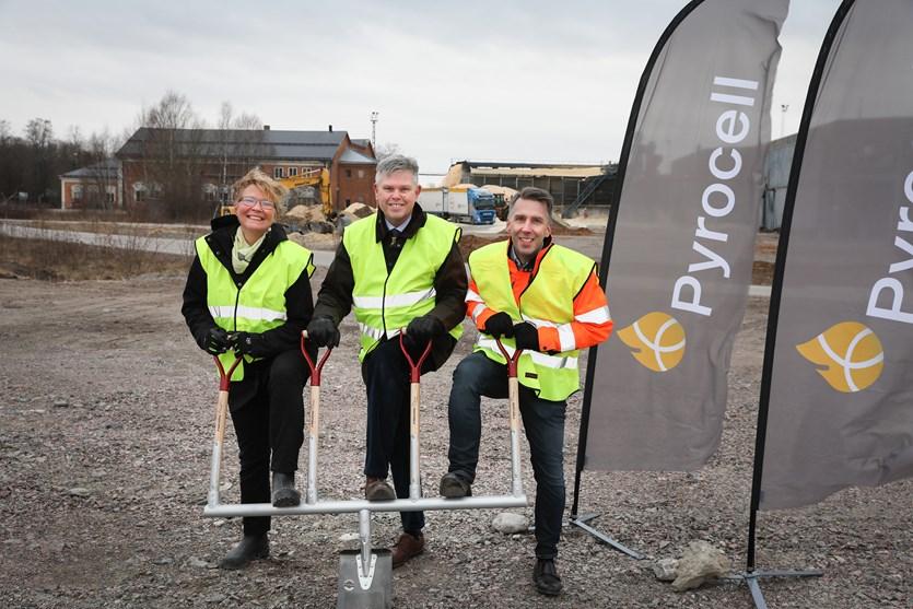 Шведские Setra и Preem начали строительство завода по производству пиролизного масла из опилок
