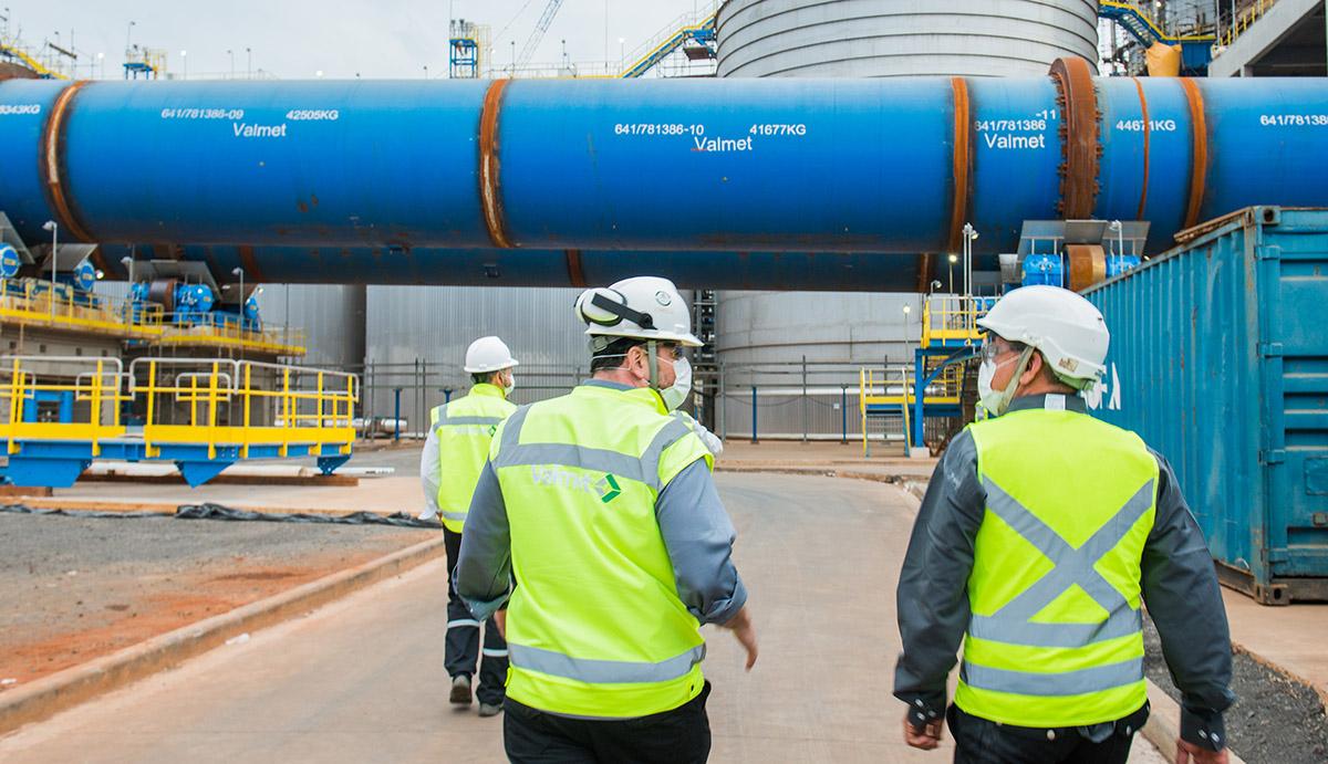 Valmet завершила поставку выпарной установки для целлюлозного комбината Bracell в Бразилии