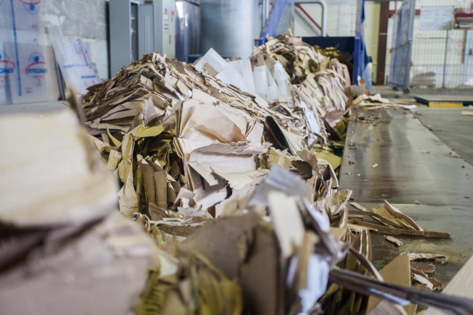 В Хабаровском крае откроют завод по производству макулатурного картона
