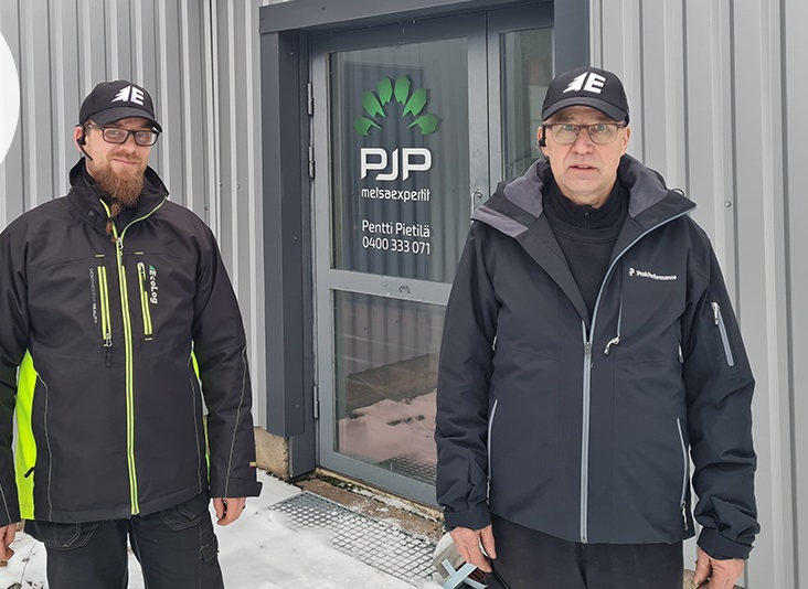 Eco Log announces technical support team in Finland