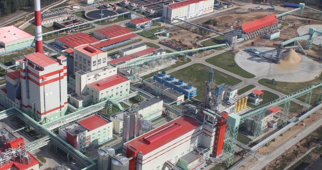 На Светлогорском ЦКК планируют установить бумагоделательную машину