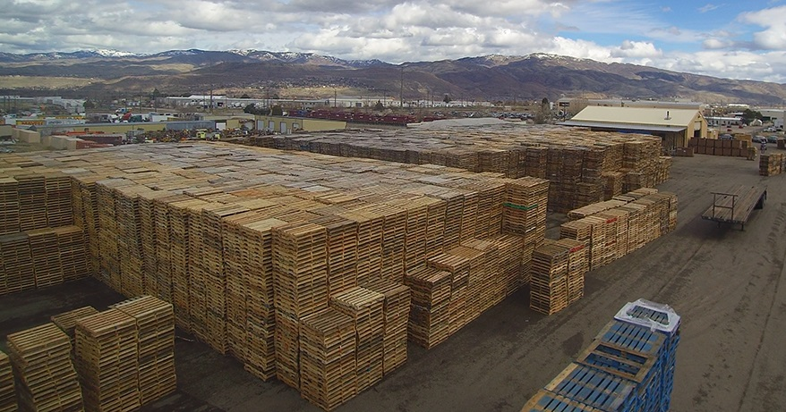 48forty Solutions acquires Oregon Pallet