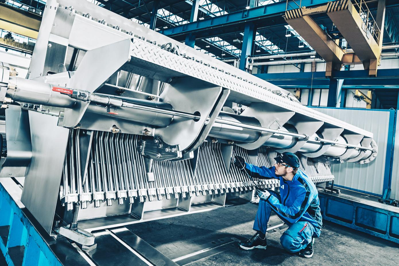 """Andritz to rebuild board machine at Mayr-Melnhof Karton""""s mill in Frohnleiten, Austria"""