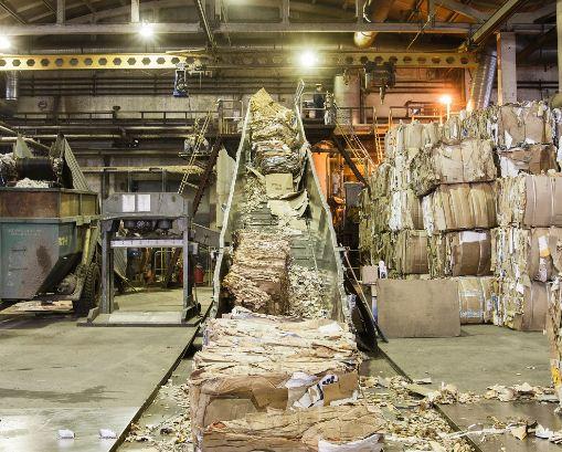 AF&PA: в 2019 г. уровень вторичной переработки бумаги в США составил 66,2%