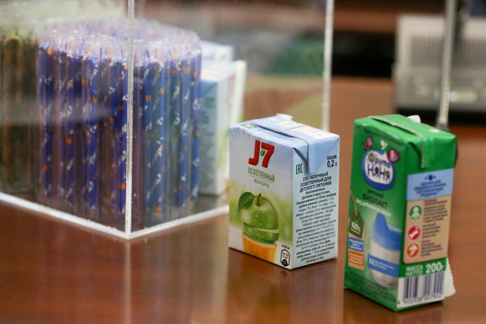 Компания «Летс Трейд» организовала производство пищевых трубочек из влагостойкой бумаги в Липецке