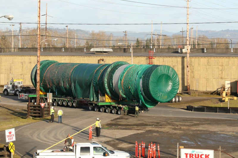 NORPAC invests in new drum pulper