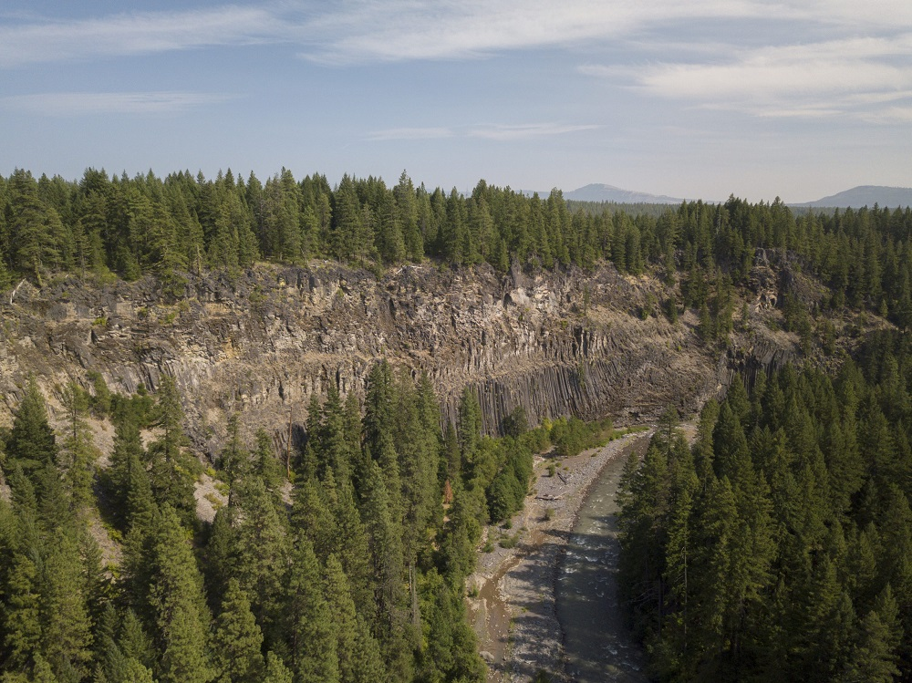 Columbia Land Trust acquires 4,900 acres along Klickitat River Canyon in Washington