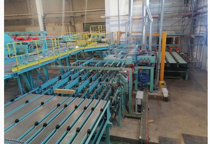 Ledinek installs new CLT production line for Ante in Germany