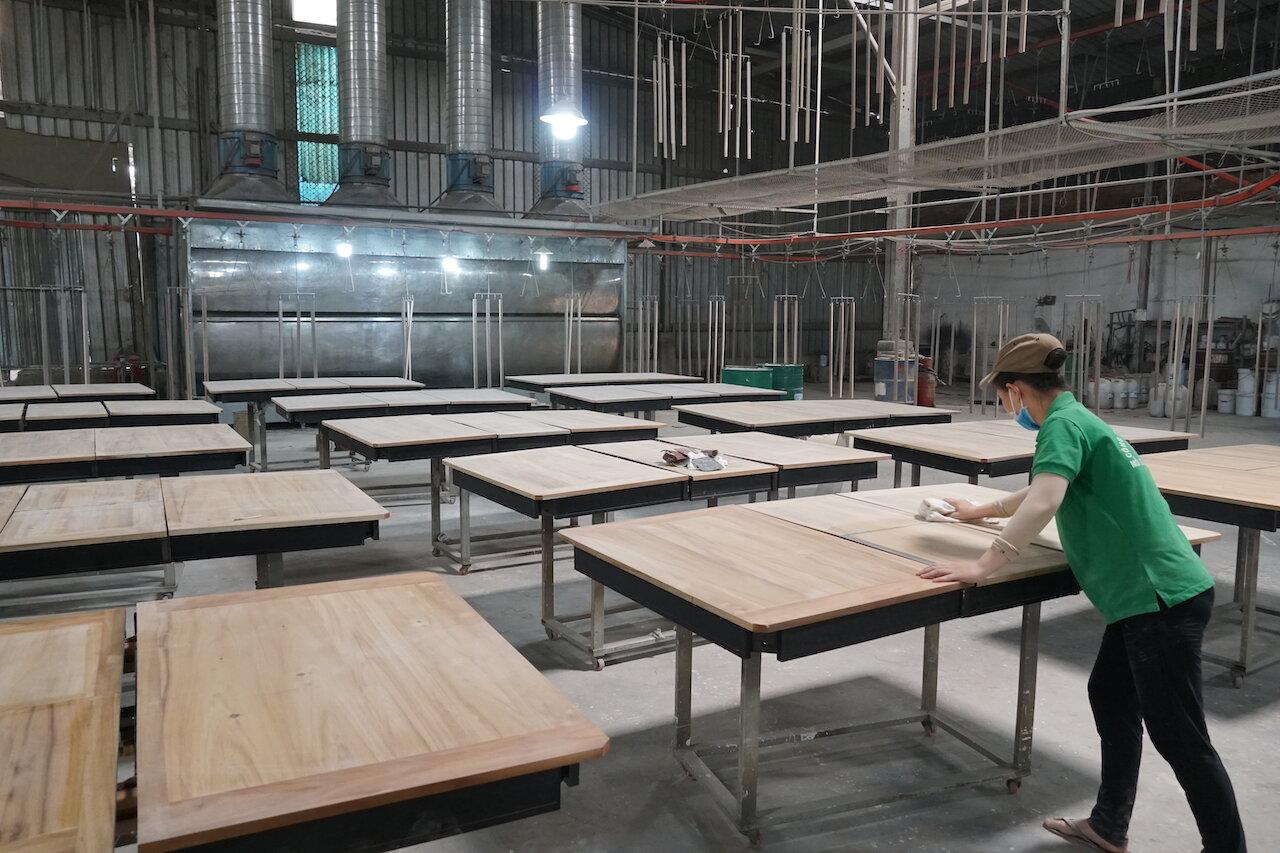 В феврале 2021 г. Япония увеличила импорт кухонной мебели на 20%