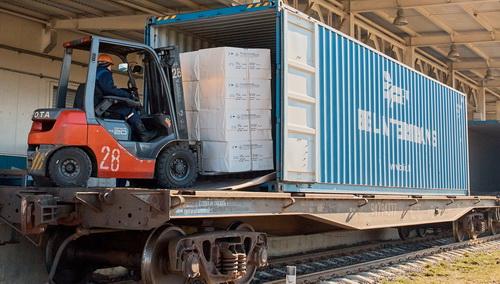 В январе-феврале 2021 г. «Беллесбумпром» увеличил экспорт продукции на 14,7%