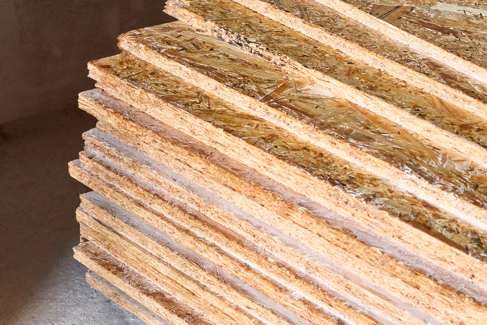 North American plywood and OSB prices increased