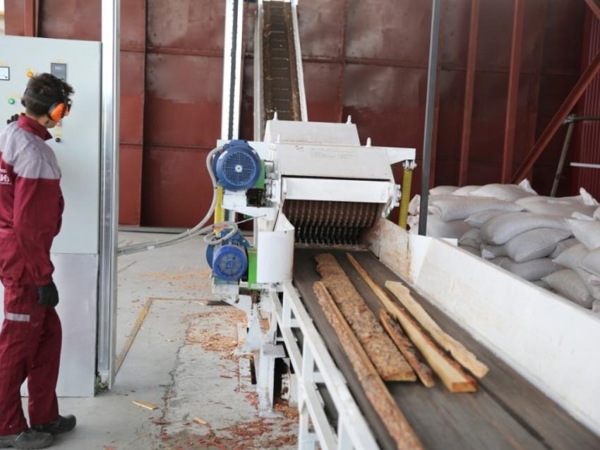 Завод «Инновация» увеличит объем производства топливных пеллет в Забайкальском крае