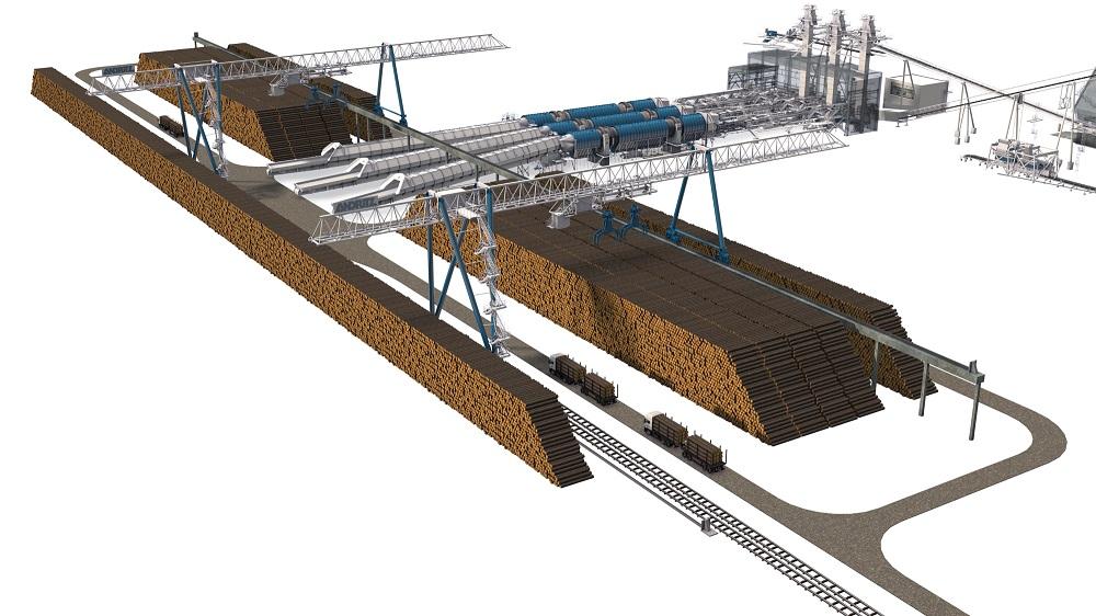 "Andritz to supply logyard cranes to Metsä Fibre""s mill in Kemi, Finland"