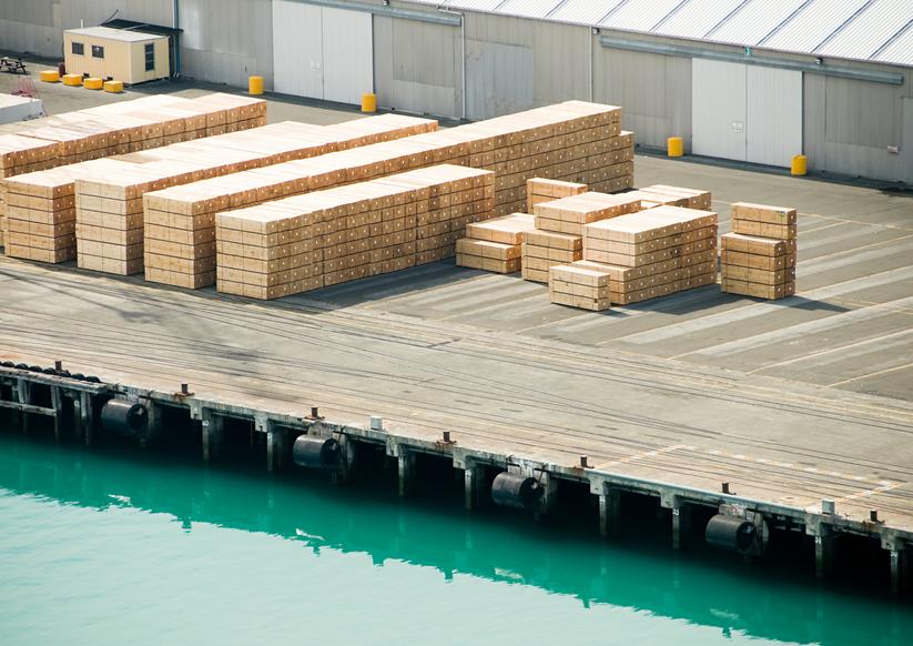 В январе-апреле 2020 г. Финляндия сократила экспорт лесопромышленной продукции на 18%