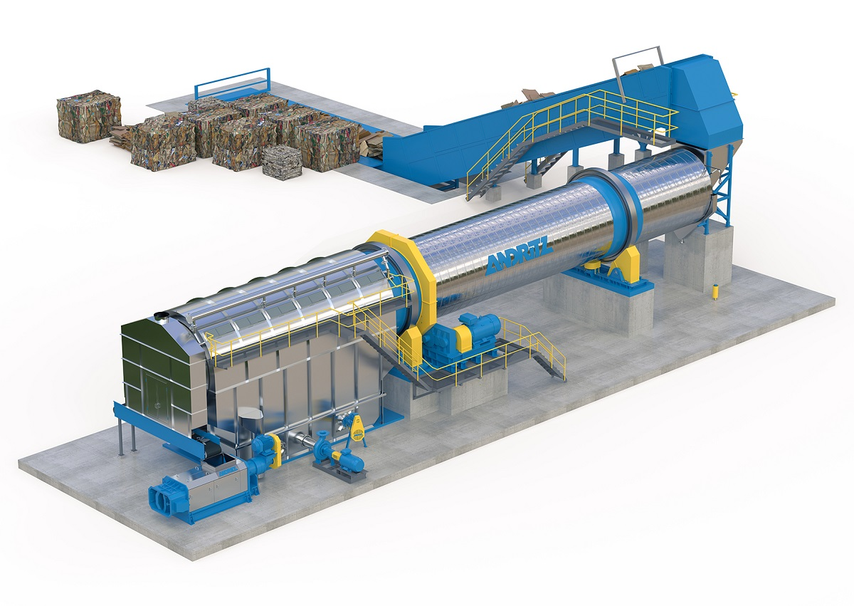 """Andritz to supply two complete OCC lines at Nine Dragons Paper""""s mill in China"""