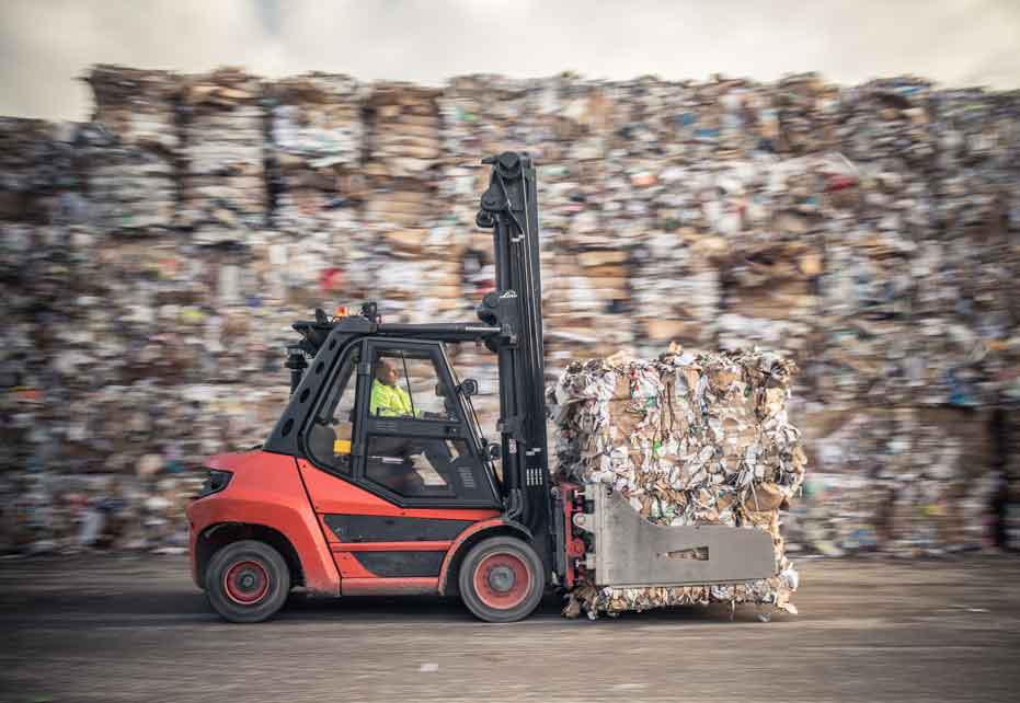 Smurfit Kappa established Recycling Dual GmbH in Germany