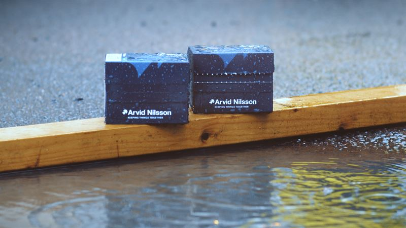 BillerudKorsnäs and Arvid Nilsson launch new water-resistant cartonboard
