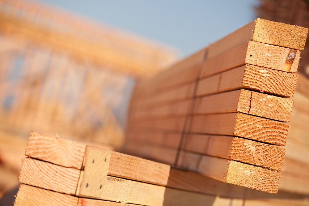 U.S. lumber prices on the rise again