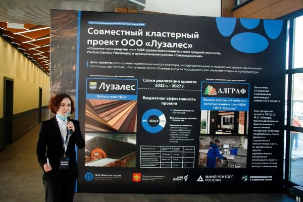 «Лузалес» планирует организовать производство MDF-плит в Республике Коми