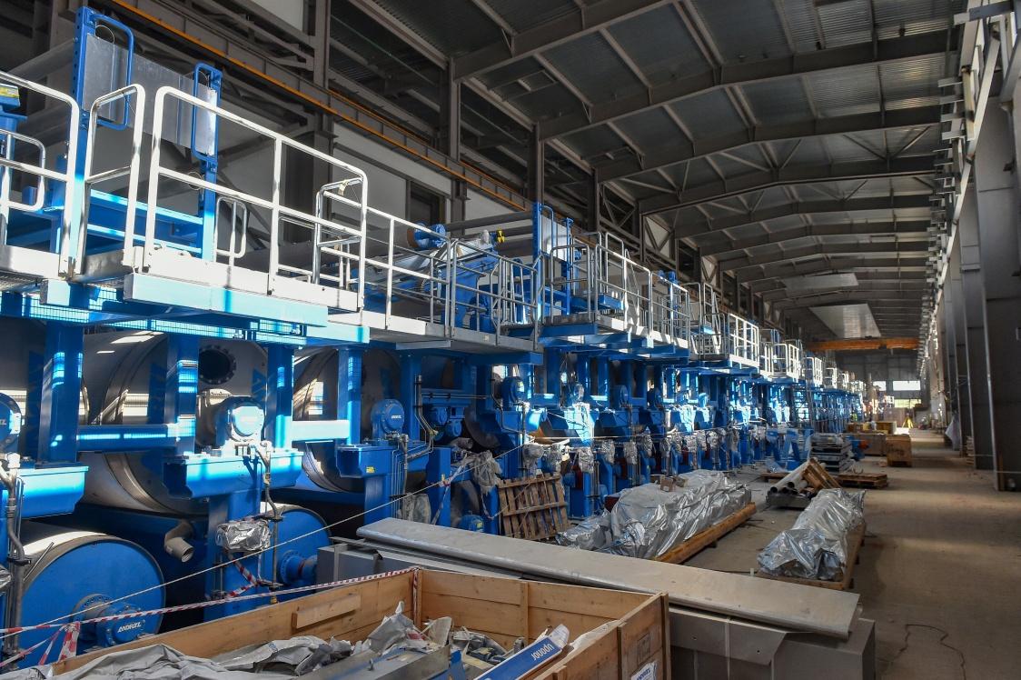 Осенью 2020 г. на площадке ЦБК «Кама» начнется производство высококачественного картона FBB
