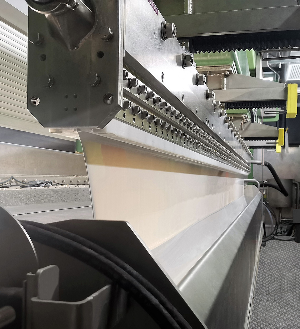 Voith supplied new curtain coater system to Republic Paperboard Company LLC