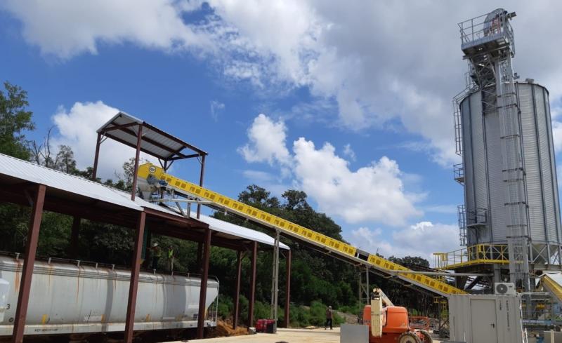 Prodesa ввела в эксплуатацию завод по производству топливных пеллет на юго-востоке США