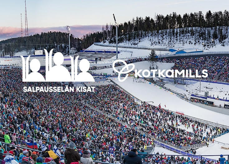 Kotkamills signs collaboration agreement with Lahti Ski Games