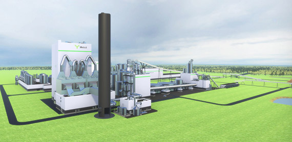 Valmet delivers all main process islands and automation for Metsä Fibre's Kemi mill in Finland