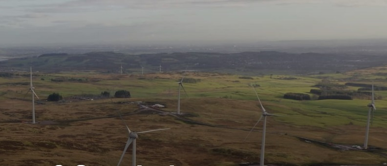 James Jones & Sons funds acquisition of Scottish windfarm