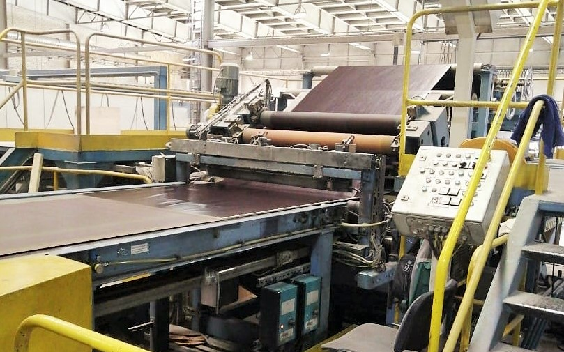 """Segezha""""s Vyatsky Plywood Mill invested in plywood production"""