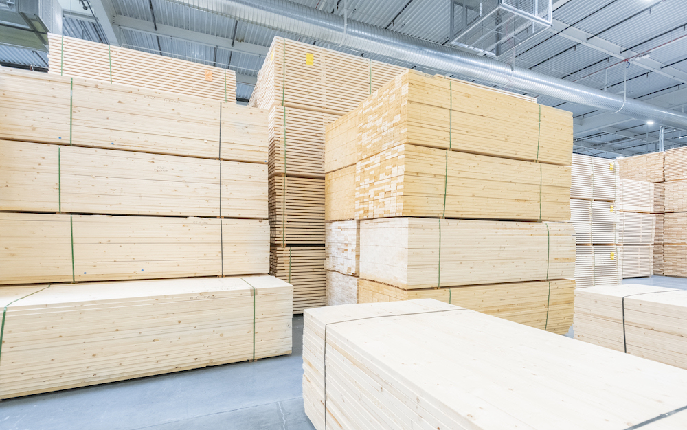 """Katerra""""s CLT factory in Washington earns SFI, FSC and PEFC chain of custody certifications"""