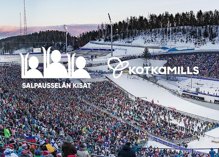 Kotkamills подписала соглашение о сотрудничестве с Lahti Ski Games