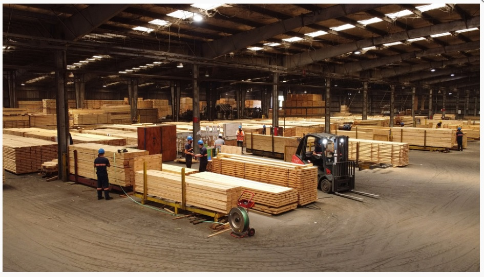 Ledinek to supply first mass timber CLT plant in Uruguay