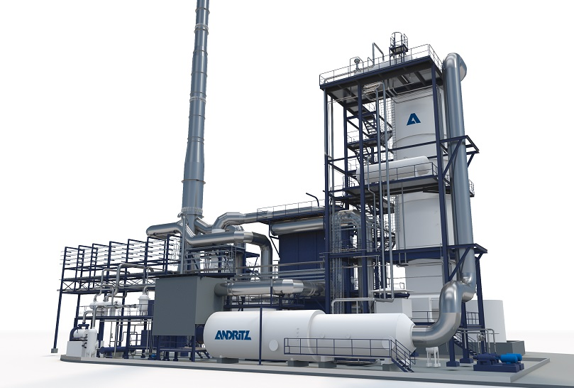 Andritz  to supply world's first sulfuric acid plant for Klabin's mill in Brazil