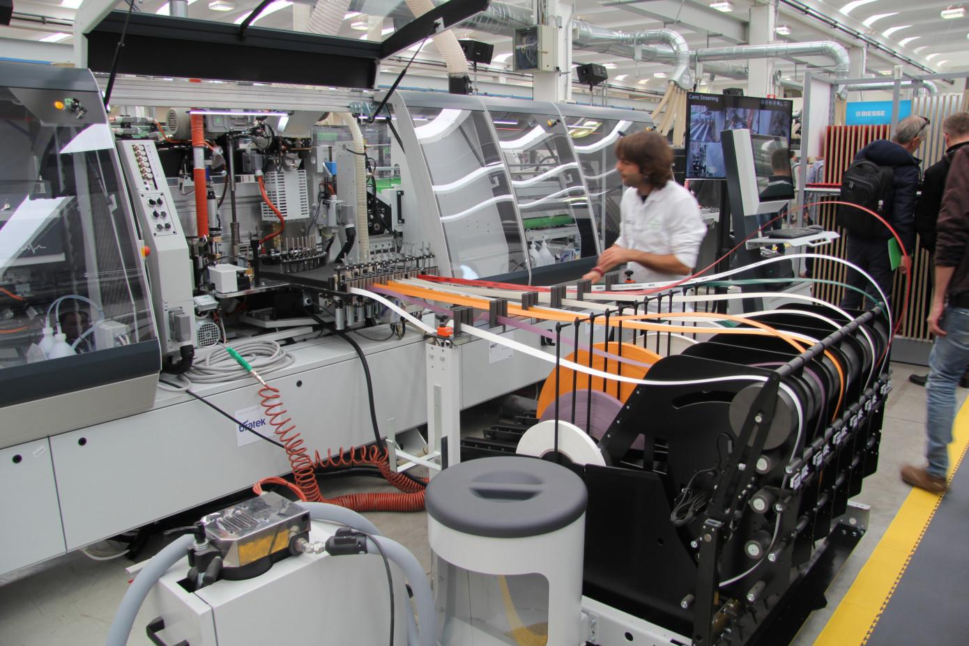 Acimall: во 2 кв. 2020 г. заказы на итальянское деревообрабатывающее оборудование снизились на 39,2%