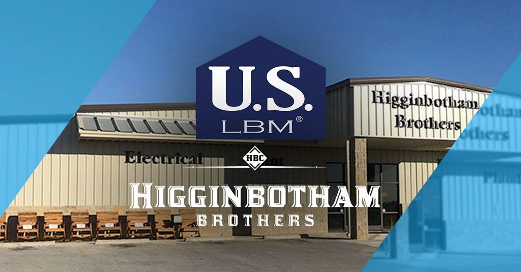 US LBM acquires Higginbotham Brothers
