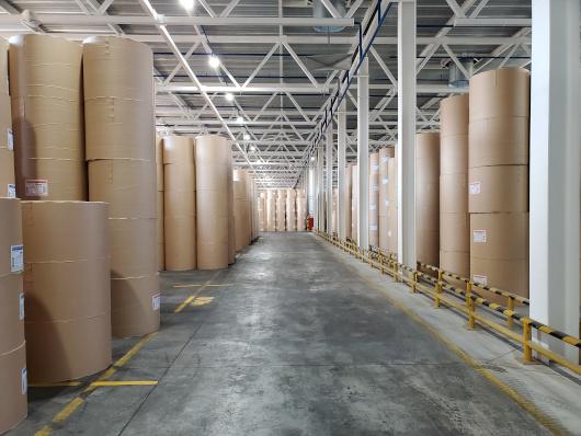 ЦБК «Кама» начал производство бумаги-основы для обоев