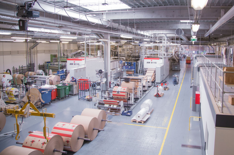 Segezha Group инвестирует 1 млрд руб. в организацию производства упаковочной продукции в Московской обл.